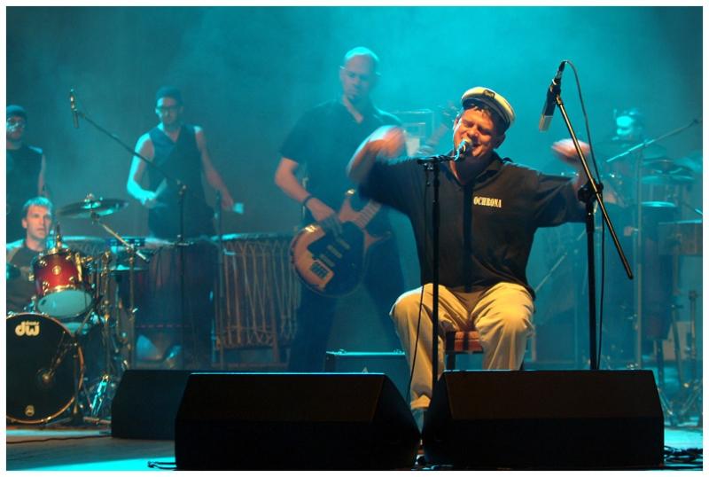 Kazik śpiewa Waitsa 30.05.2003 Warszawa Sala Kongresowa